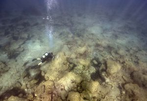 Cristiana Shipwreck
